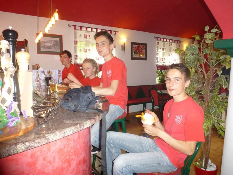 BRAVO Eiscafe & Bistro 2013