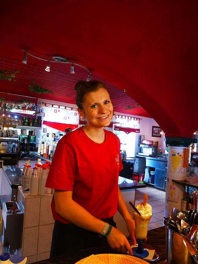 BRAVO Eiscafe & Bistro 2016