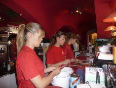 BRAVO Eiscafe 2010